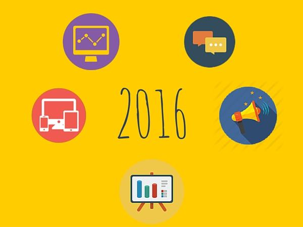 Predicciones de Marketing en 2016 de la mano de 11 expertos