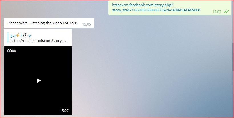 Growth Hacking con vídeos en Telegram
