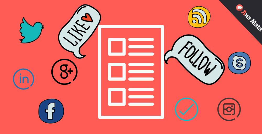 Cómo Incrementar los Shares de Tus Post con la Barra de Compartir
