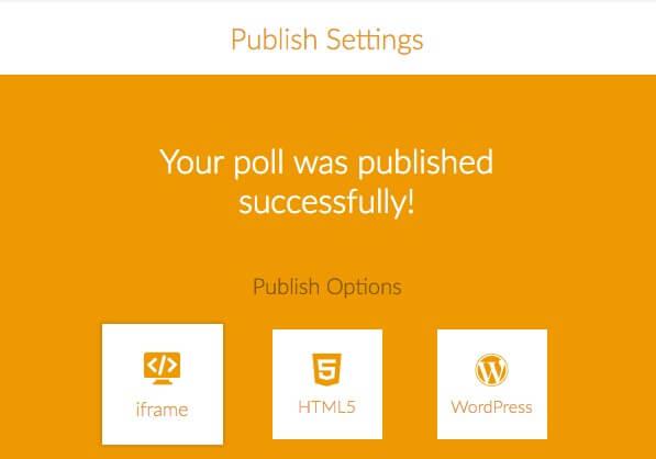 Publicación de contenido interactivo con Apester