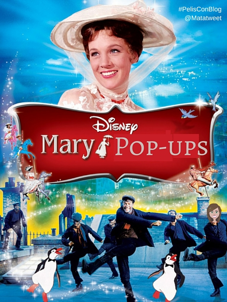 Mary Pop-Ups #PelisConBlog