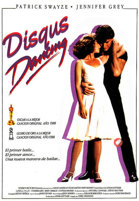 Disqus Dancing #PelisConBlog