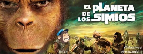 El Planeta de los Simios #PelisConBlog