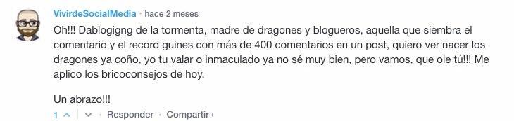 Geniales comentarios de @JuanPardoSM en un blog