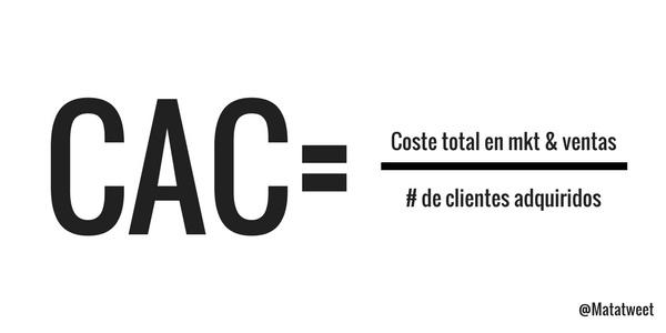 Cómo Calcular el Coste de Adquisición de Cliente
